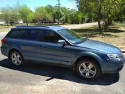 Subaru Outback 3.0, 2005, AT, 4WD Forrest South Canberra Preview