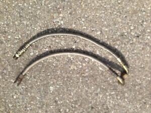 Dodge Viper gen2 oil cooler lines