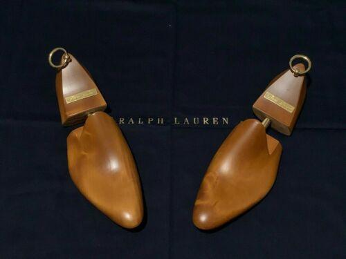 Ralph Lauren Purple Label Wood Shoe Trees