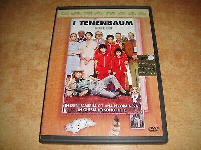 I TENENBAUM - (WES ANDERSON) DVD BUENA VISTA RARO !