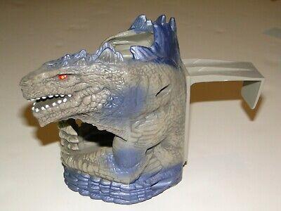 Godzilla movie cup holder lot 1998 Toho Taco Bell promotion new never used Kaiju