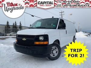 2017 Chevrolet Express 2500 RWD 135 | AM/FM RADIO | POWER WINDOW