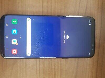 Samsung Galaxy S8+ - 64GB - Black