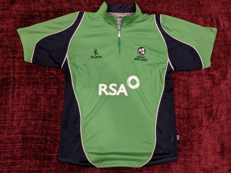 Ireland Cricket Jersey, short sleeve - Men