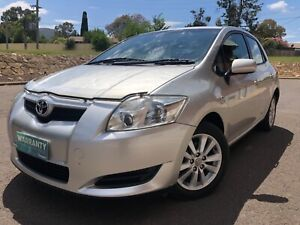 2007 Toyota Corolla ASCENT with rwc and rego!!!! Bargain!!! Pialligo North Canberra Preview