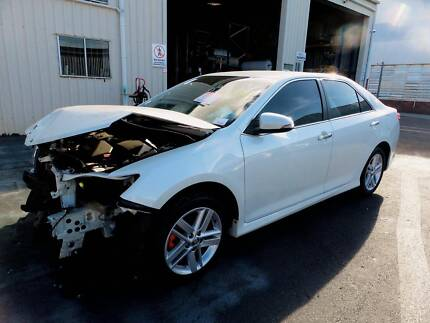 ***Now Wrecking 2013 Toyota Camry Sedan 4 Cylinder – 4WD*
