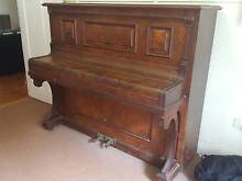 Feurich upright piano (1920s with serial number) Boyland Ipswich South Preview