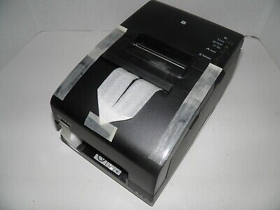 Epson Tm-h6000v Monochrome Thermal Pos Receipt Printer M253b Powered Usb Usb