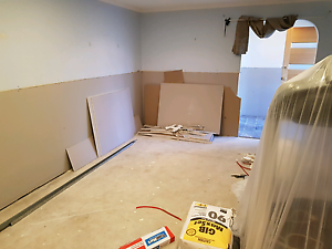Gyprock Walls and Ceiling Repairs ,Cornice Repairs ,Free Quotes Fairview Park Tea Tree Gully Area Preview