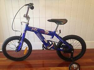 Malvern Star boys BMX bike with training wheels Randwick Eastern Suburbs Preview