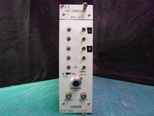 Canberra Amplifier Model 1441