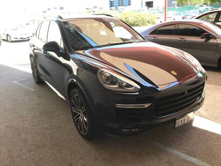 2015 Porsche Cayenne GTS **12 MONTH WARRANTY** West Perth Perth City Area Preview