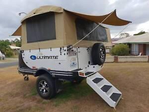 2010 Ultimate Elite Off Road Camper Trailer