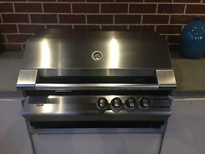 Ziegler and Brown Turbo Elite 4 Burner BBQ Inglewood Stirling Area Preview