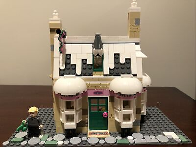 Custom Lego Harry Potter Honeydukes Set, Perfect for Diagon Alley