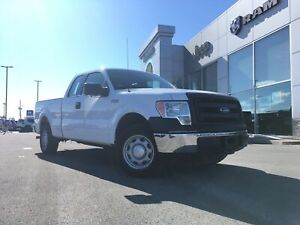 2014 Ford F-150 XL RWD - QUAD, 6.5FT BOX, BLUETOOTH, CRUISE
