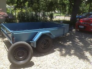 7 x 5 box trailer Campbell North Canberra Preview