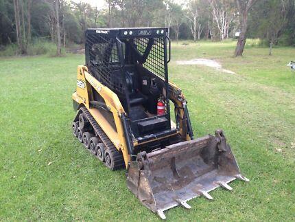 Bobcat & tipper hire Rathmines Lake Macquarie Area Preview