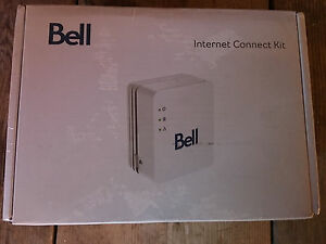 Brand New Bell Satellite TV Internet Connect Kit