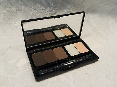 Makeup Forever-Pro Sculpting Eyebrow Palette - #2 - 0.19 Oz Total ~ NWOB