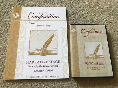 Memoria Press Classical Composition 2: Narrative Stage DVDs and Teacher Guide (Memoria Press Composition)