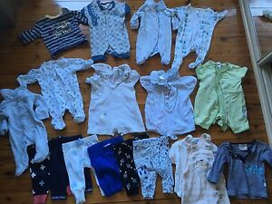 Baby boy bundle - size 0000 and 000 Balgowlah Manly Area Preview