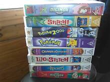 Collection of VHS Videos for Children!! South Lismore Lismore Area Preview