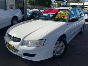 HOLDEN COMM VZ WAGON MY06 LOW 176,545 KM LONG JAN20 REG*5 YEAR WARRANT Bass Hill Bankstown Area Preview