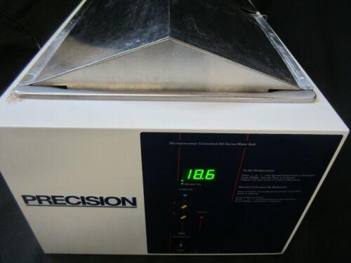 Precision 280 Series Water Bath #51221054 Microprocessor Controlled