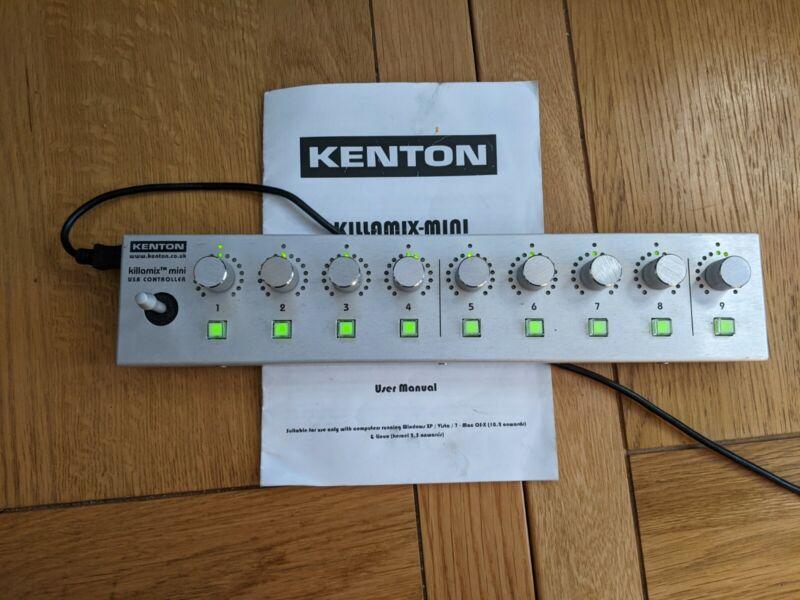 Kenton Killamix Mini Midi Controller