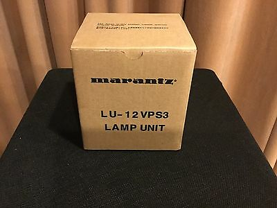 Marantz LU-12VPS3 Replacement Projector Lamp. Includes New Bulb and Housing