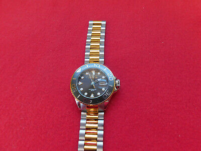 Invicta Grand Diver Automatic 28759 Mens Watch. Working. Has Issues See Below.