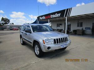 2007 JEEP Grand Cherokee LAREDO (4x4) Kenwick Gosnells Area Preview