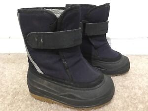 Excellent Condition Size 7 Toddler LL Bean Snow Boots
