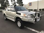 2008 Toyota hilux sr5 with extras Hoppers Crossing Wyndham Area Preview