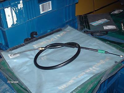 To Fit  LAGUNA 1994~00 L/H & R/H HANDBRAKE BRAKE CABLES x 2 (A pair) FKB1381