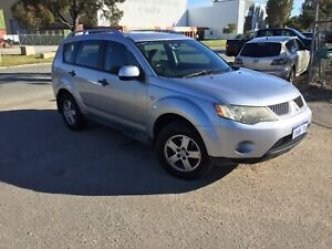 """2009 Mitsubishi Outlander 4WD """"FREE 1 YEAR WARRANTY"""" Welshpool Canning Area Preview"""