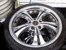 """18"""" Holden Commodore rodney jane racing rims Gympie Gympie Area Preview"""