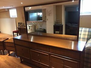 Vic Art Mid-Century Modern Bedroom Set - Price Reduced