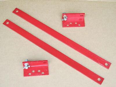 Stabilizer Sway Bar Bracket Kit For Massey Ferguson Mf 50 To-20 To-30 To-35