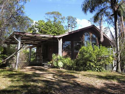 Nature Retreat  - House with secluded Nymboida Riverfront acreage