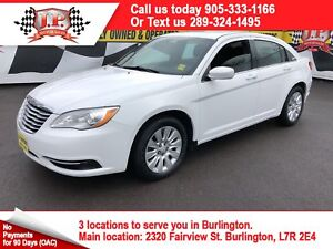 2014 Chrysler 200 LX, Automatic, Power Group
