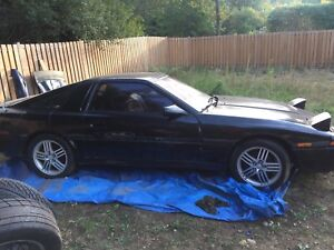 1988 TOYOTA SUPRA TURBO PARTING OUT