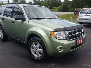 2008 Ford Escape XLT low km's