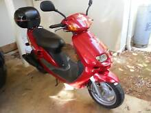 2006 Red Bolwell SYM 50cc Scooter Stirling Adelaide Hills Preview
