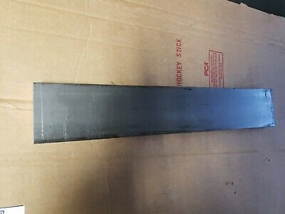 1 Thick 4140 Cold Finished Annealed Steel Flat Bar - 1 X 4 X 22-12