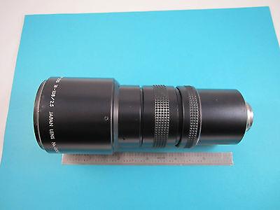 Optical Zoom Lens Microscope Or Tv Camera Japan Bin11