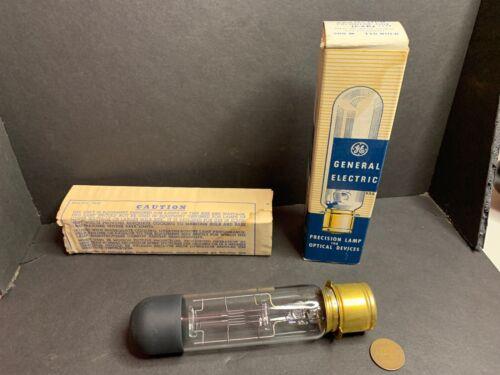 GE Projection Lamp Bulb, NOS, PH/300T10P-120 Volt, (CXK), 300W T10
