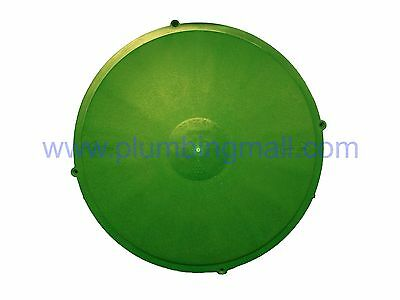 "16"" Septic Tank Lid/Cover - Tuf-Tite Domed Riser Lid"