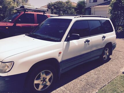 1999 Subaru Forester Arundel Gold Coast City Preview